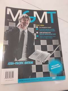 MGMT Asia-Pacific 2010/2012