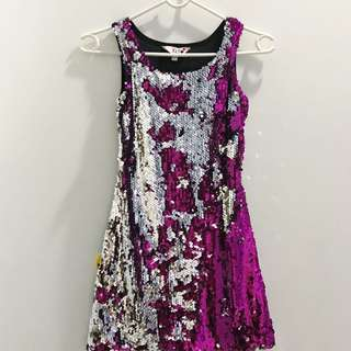 Sequins Party Dress