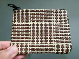 [NEW] Cute Small Purse - Knit/weaved Pattern Straw Purse
