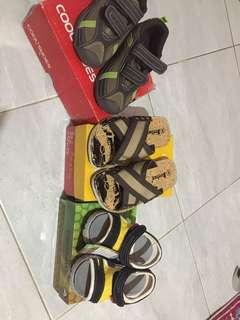 Sepatu dan sandal anak