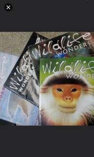 🚚 Quick sale -->Wild Life Wonders