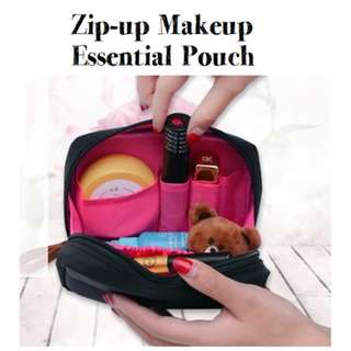 Cosmetics Pouch - Lightweight and compact