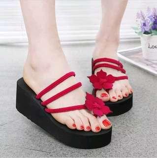 Sandal wedges 035