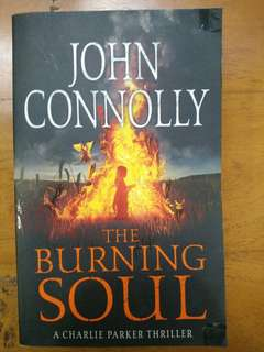 John connolly the burning soul a charlie parker triller