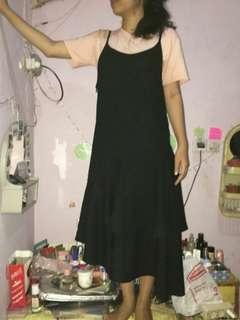 Long Dress : January John Black