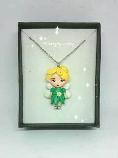 Tinkle bell necklace