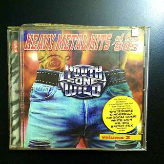 Heavy Metal Hits of the 80's vol 3(1996)