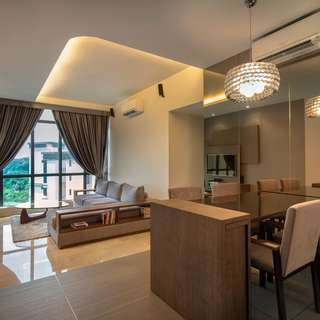 Kepong New Freehold Luxurious Design Residential Condo [ 0% d/p ]