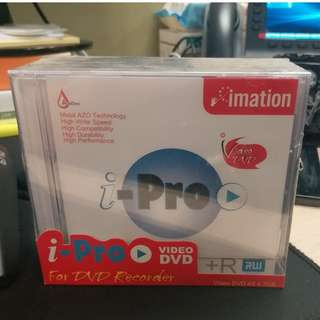 imation i-Pro DVD +R (獨立包裝)