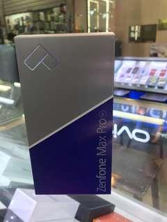 Zenfone max pro kredit aeon/ cash
