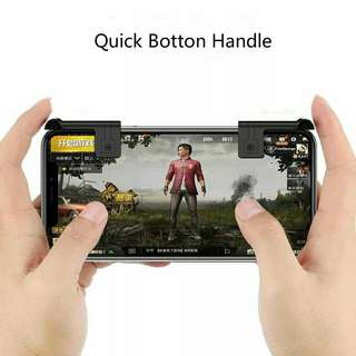 PUBG Gaming Trigger fire button smartphone mobile