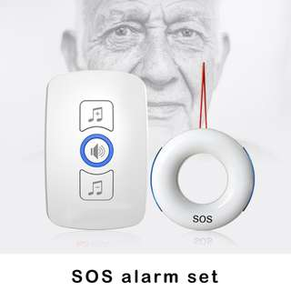🚚 SOS wireless alarm for elderly