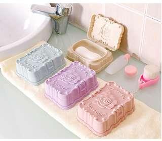 Princess-theme / Girly pretty soap dish