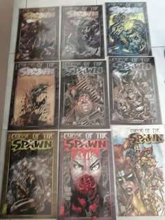 Curse of the Spawn comics