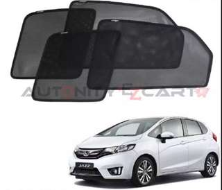 Honda Jazz 2014-2018 shades