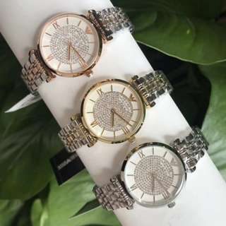 ♥️ Armani woman watch