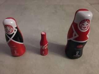 🚚 Coca Cola 2018 World Cup Russia doll