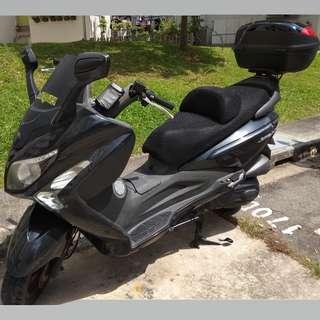 SYM300i Evo for sale (Neg)