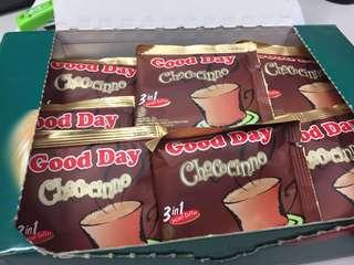 Good Day Chococinno 朱古力味咖啡粉