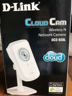 D-Link Cloud Cam