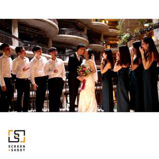 Videography & Photography Services (Wedding & Event)
