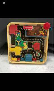 Fisher Price Magnetic Toy (Collector's Item!)