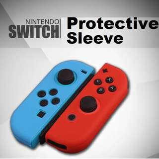 🚚 Nintendo Switch Controller Protective Sleeve Case Casing Cover