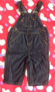Levi's Baby Overall