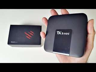 Android Tv Box tx 3 mini 4k 1gb ram