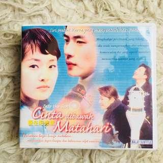 VCD CINTA DIBAWAH MATAHARI