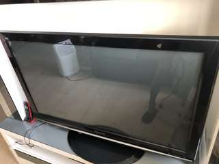 "Panasonic 42"" Plasma TV 畫王"