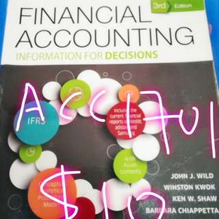 ACC1701 Financial Accounting (NUS Business)