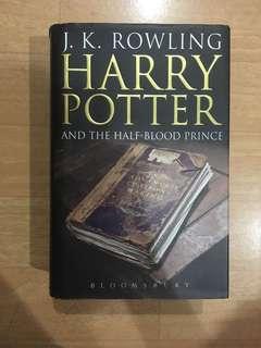 (1left) Harry Potter Book Series Set