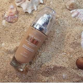 L'Oréal Paris True Match LUMI foundation - Shade: BUFF BEIGE (N4 Neutral)