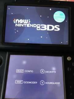 Mod/Hack 3DS or 2DS