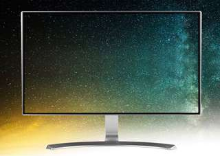LG 24 inch FHD frameless Monitor