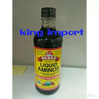 Bragg Liquid Aminos Natural Soy Sauce  473ml