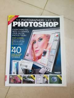 The photographers' guide to photoshop