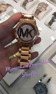 Mk watch from u.s.a