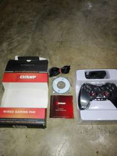 CHAMP Wired Gaming Pad(Original)