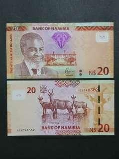 Namibia 20 Dollars 🇳🇦 !!!