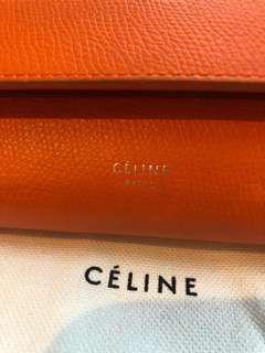 Celine Continental Wallet