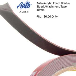High-strength car double sided tape