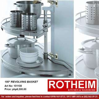 Rotheim 180degree Revolving Basket