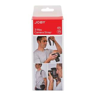 Joby 3-Way Camera Strap for DSLR