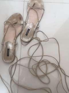 MANGO gladiator sandal