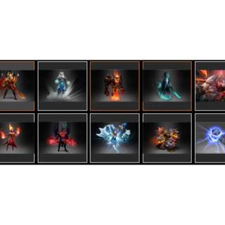 Dota 2 Items for Sale