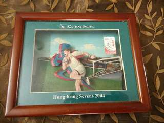 Cathay Pacific 3D Frame