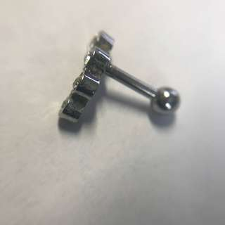 Helix Bar Barbell With Attachment