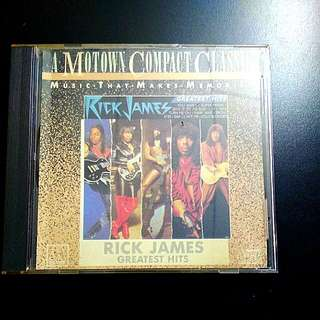 Rick James-Greatest hits